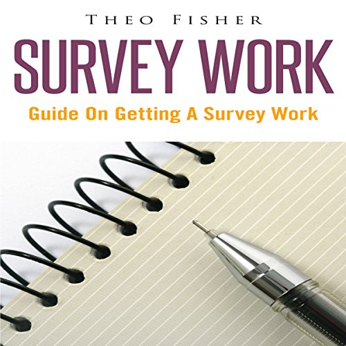 Survey Work audiobook cover art
