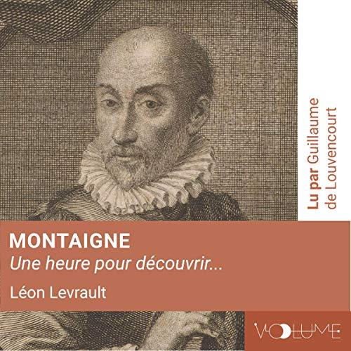 Montaigne cover art