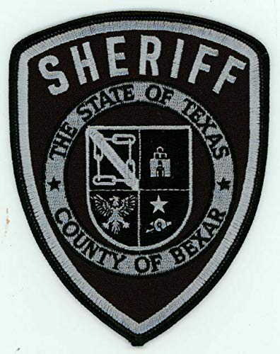 Bexar County Sheriff Texas TX Subdued SWAT Nice Patch