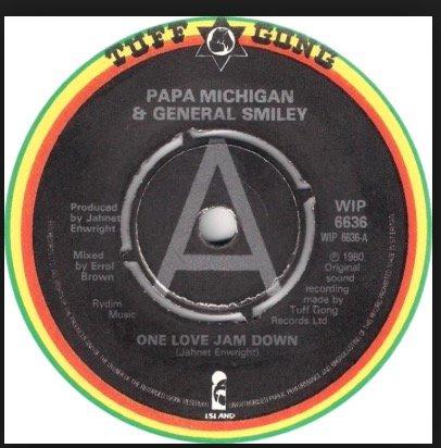 dub-down / one love jam down