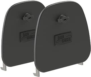 LOCK&DOCK Harley-Davidson FLH Lower Fairing Door System, 2 Piece Door Kit