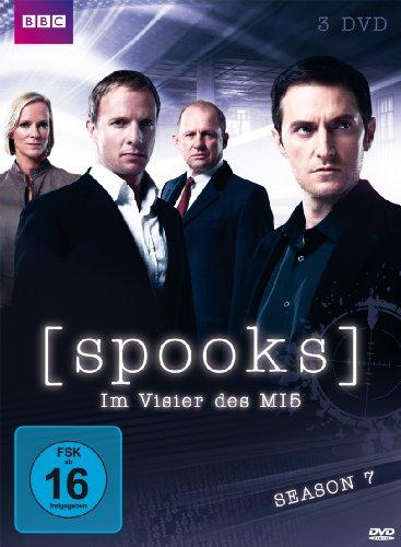 Spooks _ Im Visier des MI5 - Season 7 [2 DVDs] [Alemania]
