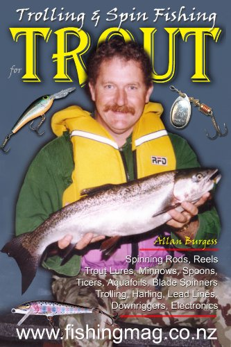 Trolling & Spin Fishing for Trout by Allan Burgess (English Edition)