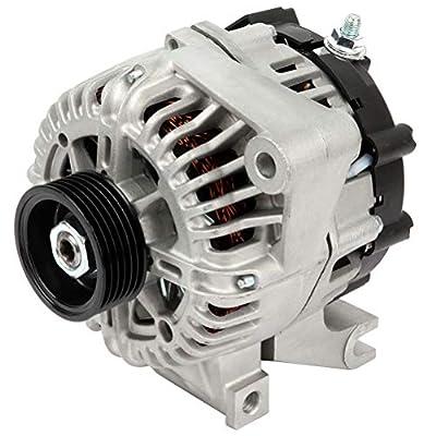ZENITHIKE Alternators Compatible with 2004 2005 2006 2007 2008 for C-hevrolet Malibu (US Stock)