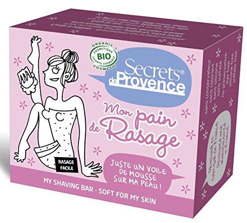Secrets de Provence - Panetto rasatura - Donna 90 gr