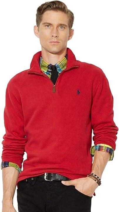 Ralph lauren maglione con zip B08541T47Z