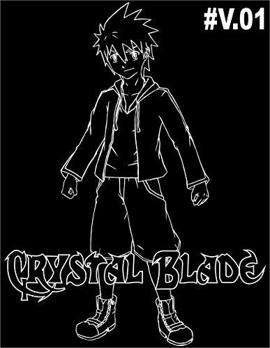 Crystal Blade: Capítulo 001- Novo Mundo (Portuguese Edition)