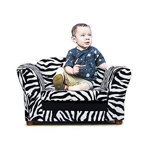 KEET Wave Kid's Chair, Zebra