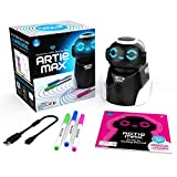Educational Insights Artie Max the Coding, Drawing Robot, STEM Toy, Christmas Gift for Boys & Girls, Ages 8+