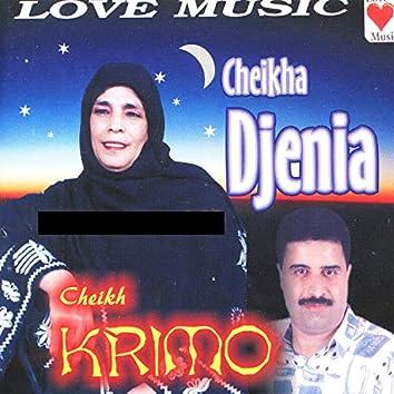 Cheikha Djenia & Cheikh Krimo, Love Music
