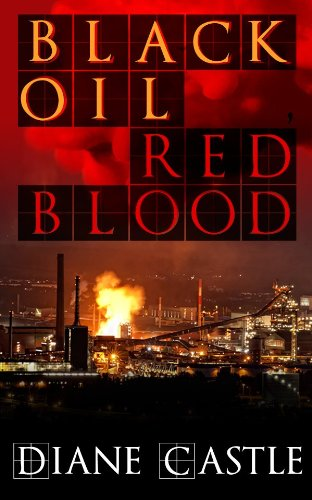 Black Oil, Red Blood by Diane Castle ebook deal