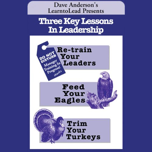 Three Key Lessons In Leadership cover art