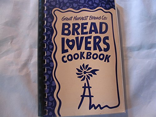 Bread Lovers Cookbook