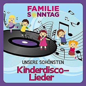 Unsere schönsten Kinderdisco-Lieder