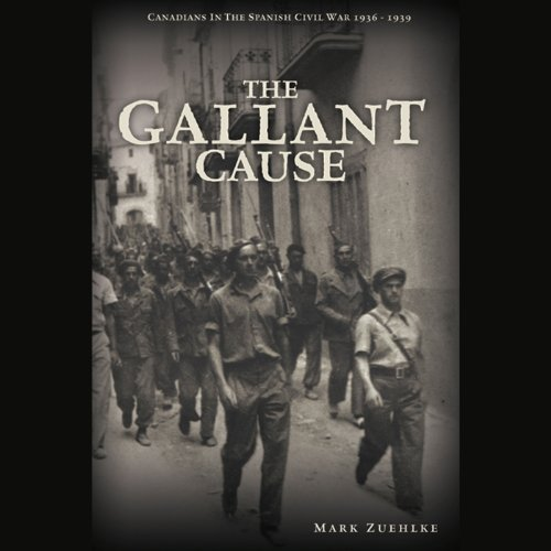 The Gallant Cause audiobook cover art