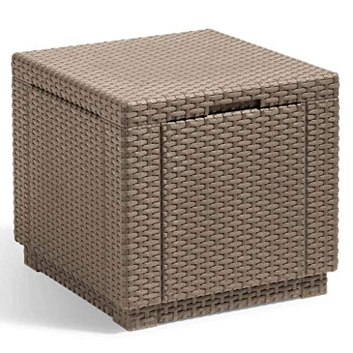 Cube Allibert coloris cappuccino