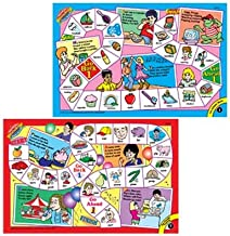 Super Duper Publications Say and Do Phonology Games Educational Learning Resource for Children