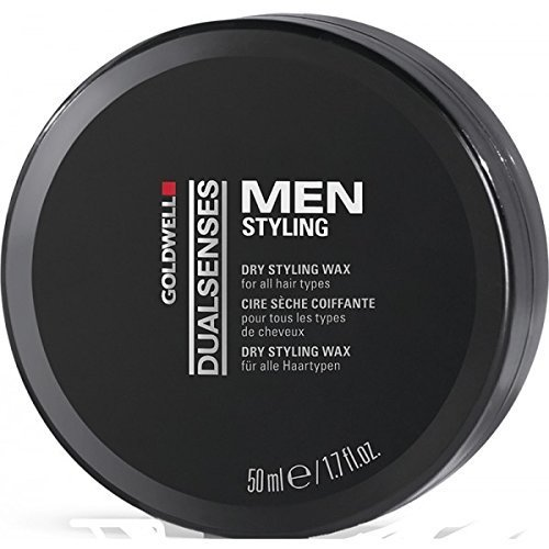 Goldwell Dualsenses for Men Dry Styling Wax 1.7 Oz (50 ml) by Goldwell