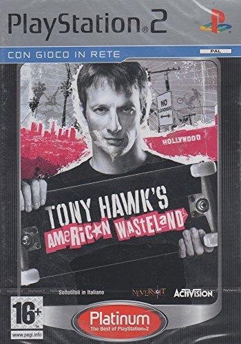 Activision Tony Hawk's American Wasteland, PS2, ITA