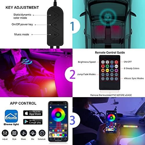 CT CAPETRONIX Interior Car Lights