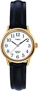 Timex Women's T20433 Year-Round Analog Quartz Black Watch