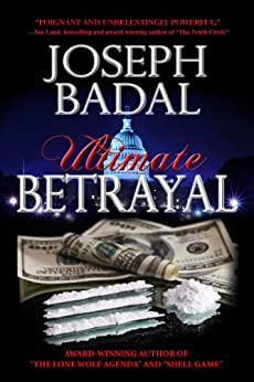 Ultimate Betrayal by [Joseph Badal]