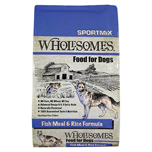 SPORTMiX Wholesome Fish Meal & Rice Formula