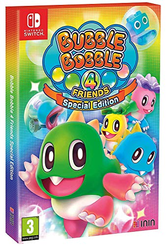 Bubble Bobble 4 Friends -