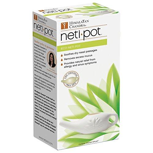HIMALAYAN - Neti Wash Eco Neti Pot - 1 Pot
