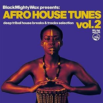 Afro House Tunes Vol. 2 (Deep Tribal Breaks & Tracks Selection)