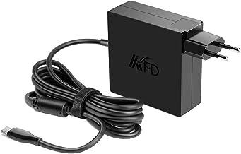 KFD 90W 20V PD USB-C Adattatore Alimentatore per HP Spectre x360 Pavilion X2 Elite X3 Lenovo Yoga 370 910 920 IdeaPad 720 720s Notebook Adattatore PC Portatile