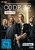 Code 37 - Staffel 1 [4 DVDs]