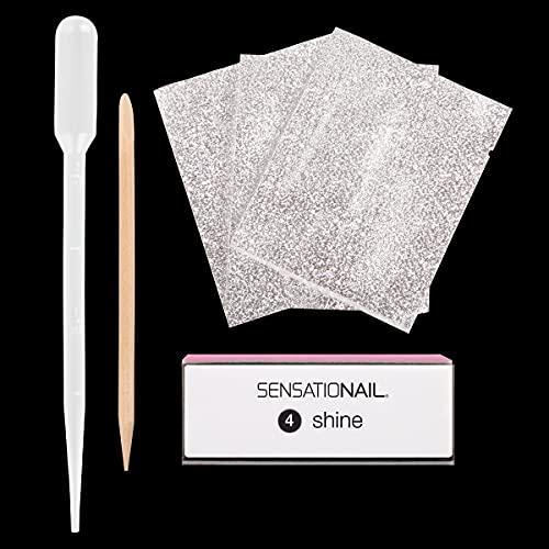 Sensationail Gel Remover Kit