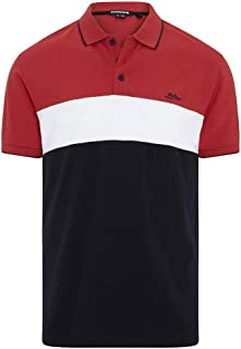 Connor Men's Roche Polo Cotton Polyester Blend Regular Collared Casual Tops Sizes XS-3XL Affordable Quality with Great Value