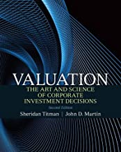 Best Valuation: The Art and Science of Corporate Investment Decisions (Prentice Hall Series in Finance) Review