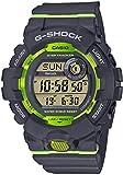 Casio G-SHOCK Reloj Digital, Contador de pasos, Sensor de movimiento, Aplicación de...