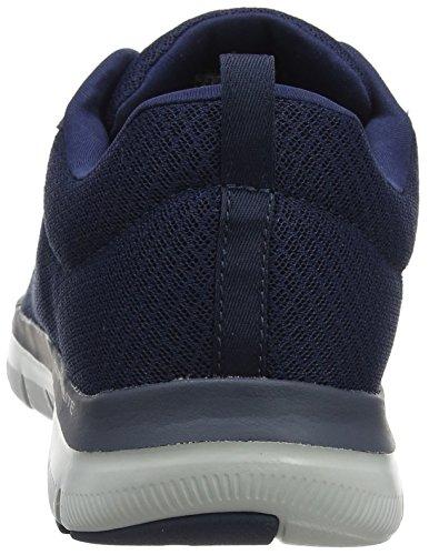 Skechers Flex Advantage 2.0-Dayshow Sneaker, Blau - 3