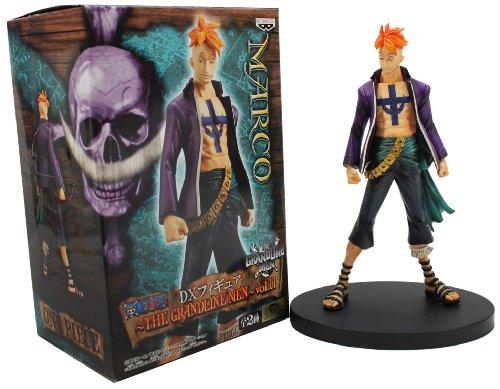 One Piece the Grandline Men : Figurine DX MARCO vol. 11