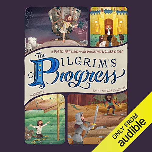The Pilgrim's Progress  By  cover art