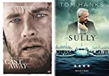 Eastwood + Zemeckis Directing Tom Hanks 2-DVD Bundle - Sully and Cast Away