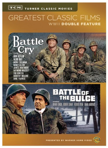 TCM: Battle of the Bulge/Battle Cry (DBFE/DVD)