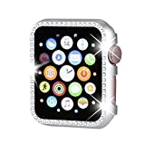 Henstar Compatible with Apple Watch Case 38mm,iWatch Face Bling Crystal Diamonds...