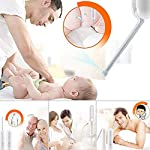 """Meidong Portable Travel Bidet Sprayer Handheld Personal Bidet Easy-to-use Electric Bidet with Decompression Film and 180… 16 💕【Easy to Use and Stay Clean】Remove the cover and fill it with water, then invert, point, press the H / L key to start working according to your needs.180 degrees rotary nozzle, which can be manually adjusted freely. Two washing modes: """"L"""" is gentle, """"H"""" is strong, meet your different needs 💕【Extreme Experience】Our portable travel bidet Providing a new refreshing experience,No more harsh toilet paper,can make you feel comfortable and clean whenever you using it, which gives you a spotless out-of-the shower feeling,A gentle form of personal hygiene 💕【Portable and Ideal for Travel】Compact handheld size make it easily to carry and enough to fit in your backpack, baggage.portable bidet is perfect for personal care hygiene refresher at home, office, on vacation, travel and more"""