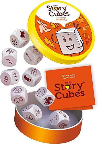 Zygomatic Rory's Story Cubes (Eco-Blister), Mixed Colours (ASMRSC301)