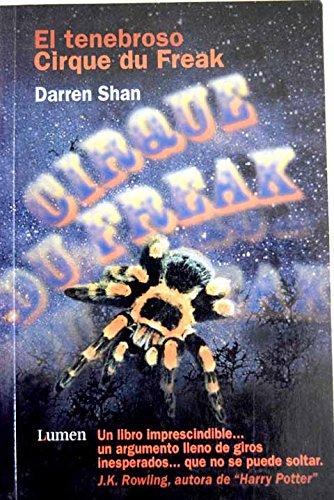El Tenebroso Cirque Du Freak