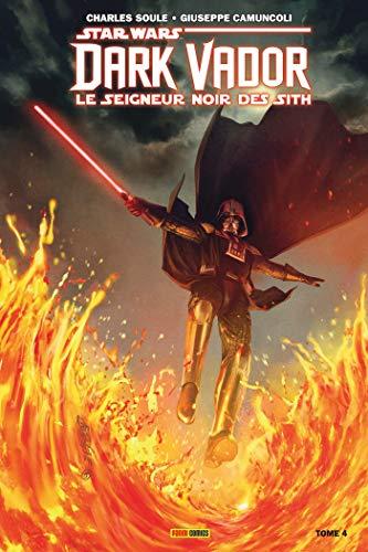 Star Wars : Dark Vador - Le Seigneur Noir des Sith T04 : La forteresse de Vador