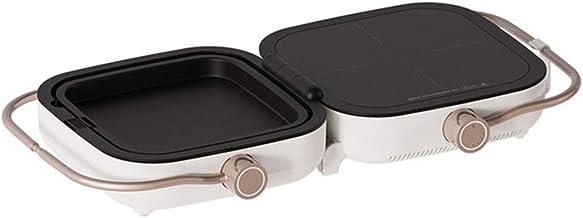 Koreaanse Hot Pot Elektrisch met Grill Draagbare Elektrische Barbecue Grill Indoor Chafing Dish Huishoudelijke Multifuncti...