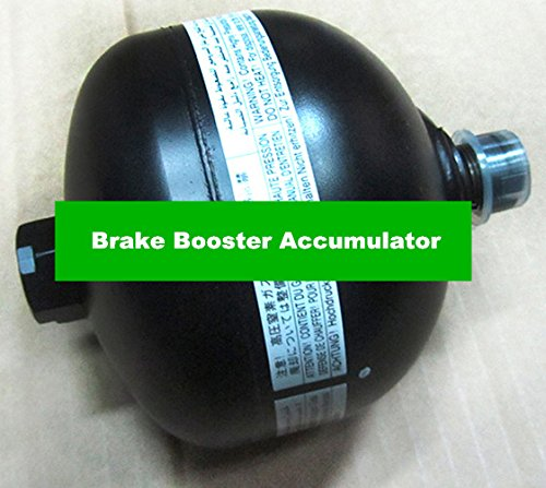 brake booster montero - 9