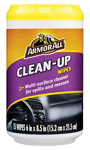 Armor All 17216B Clean-Up Wipes (15 Count)