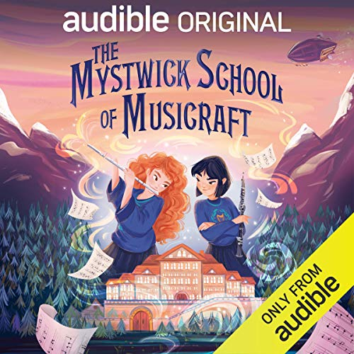 The Mystwick School of Musicraft Audiobook By Jessica Khoury cover art